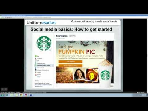Selling Uniforms Online: How To Use Social Media
