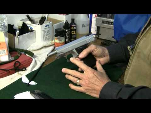 Bryco Arms Jennings Nine Shooting Review / Field Strip - GoPro Hero2