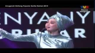 [ABPBH2014] Adira - Penyanyi Wanita Popular