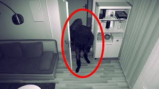 Invisible Ghost Activity Caught on Camera | Scary Videos | Scary Ghost Videos | Paranormal Activity