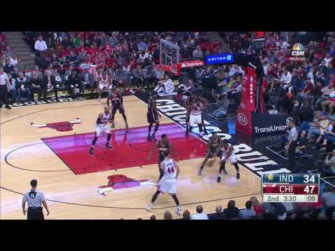 Indiana Pacers vs Chicago Bulls | October 29, 2016 | NBA 2016-17 Season