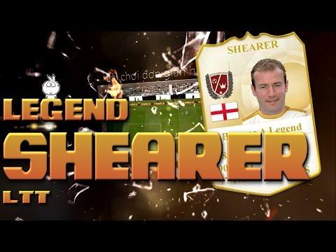 Kênh LTT | Review Alan Shearer WL - FIFA Online 3 Việt Nam