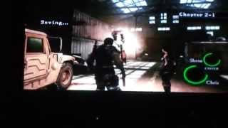 Resident Evil 5 PS3 - Hacked Weapons (Mods)
