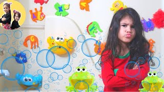 I don't want to bathe song Nursery Rhymes song for kids