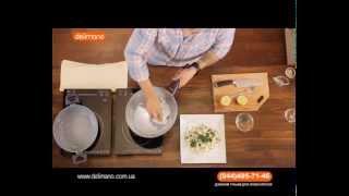 Сергей Калинин готовит соте из рыбы
