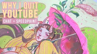 ✨I'm Back! Let's Chat about Why I Quit Youtube✨