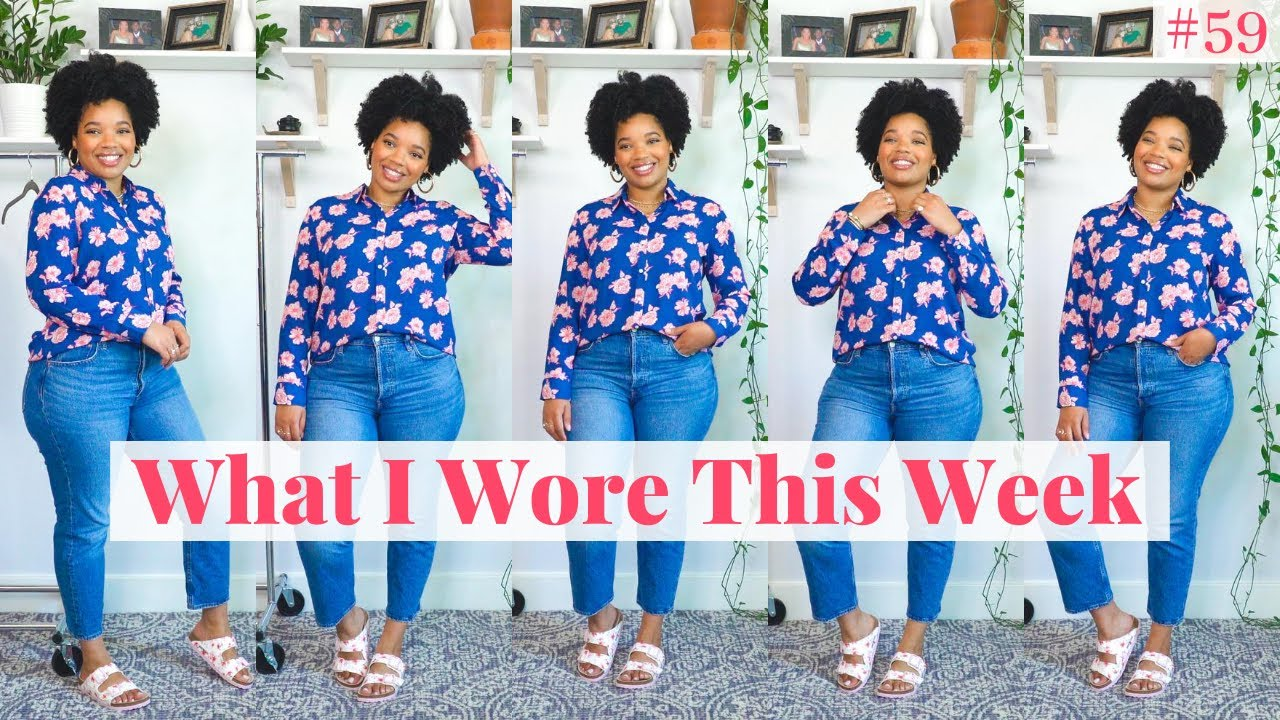 What I Wore This Week #59 | Dressy Casual Outfit Ideas | Zara, Jcrew, Banana Republic, GAP