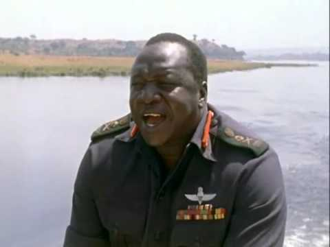 Idi Amin gives away his plans to invade Israel.