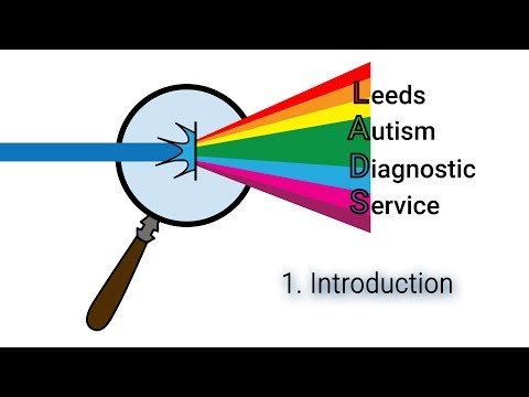 Leeds Autism Diagnostic Service - An Introduction