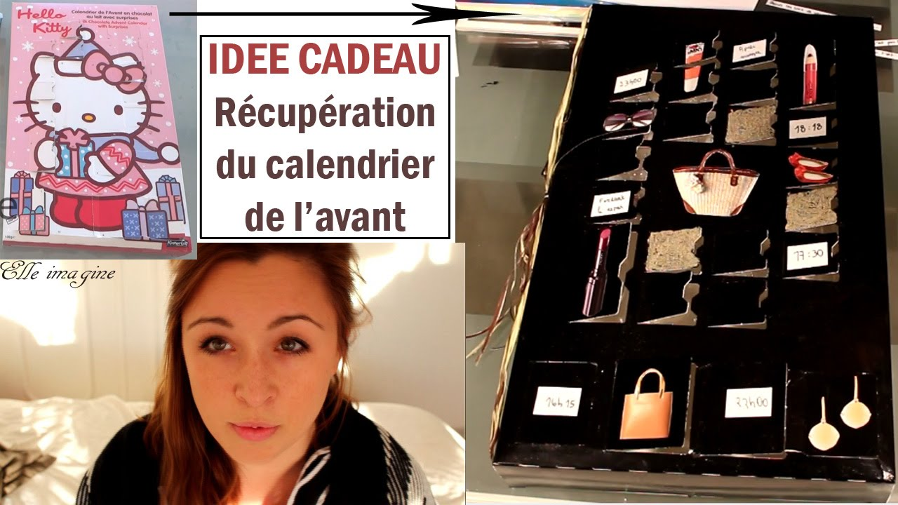 diy calendrier de l 39 avant id es cadeaux anniversaire saint valentin youtube. Black Bedroom Furniture Sets. Home Design Ideas