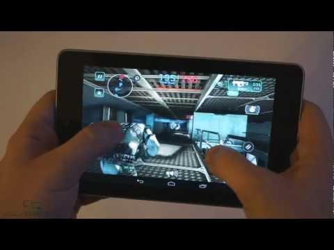 Обзор Nexus 7 на Android 4.2 Jelly Bean (review): дизайн, ОС, игры, тесты