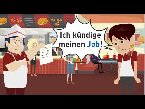 Download Deutsch lernen mit einfachen Videos   Folge 1: ein Neubeginn   Übungen Grammatik und Wortschatz