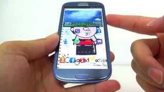 Como Formatar Samsung Galaxy S3 GT-i9300 || Hard Reset, Desbloquear. G-Tech