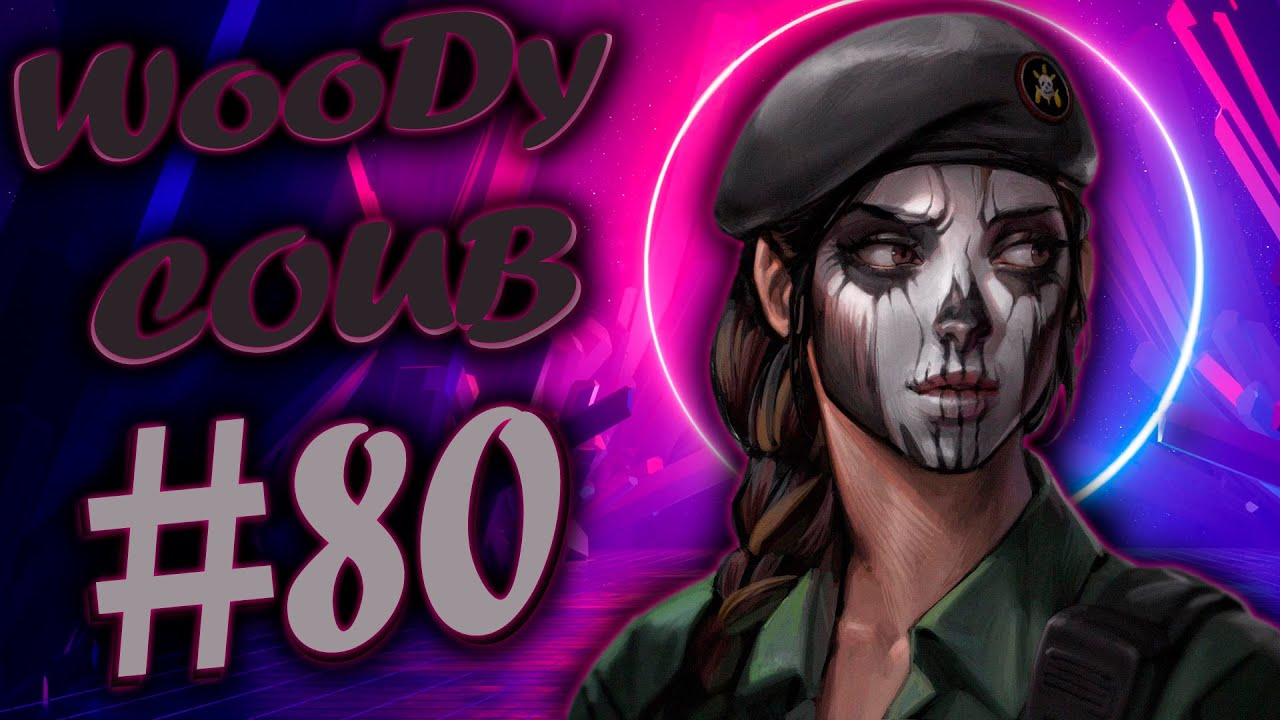 WooDy COUB 80  Best COUB of Week  anime coub  amv coub аниме приколы аниме coub