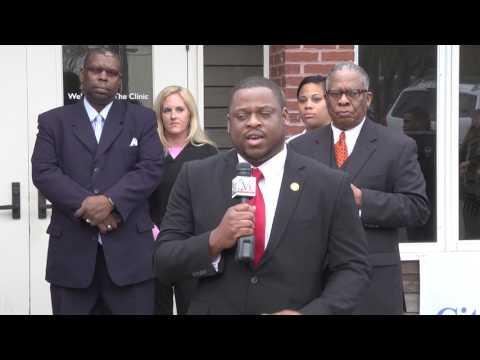 Ribbon Cutting - The Clinic Vicksburg, MS