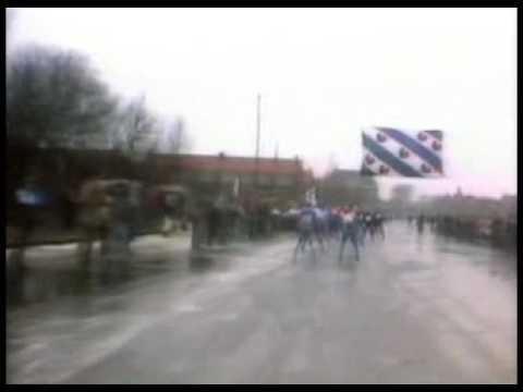 Elfstedentocht 1985 Doorkomst Hindeloopen Youtube