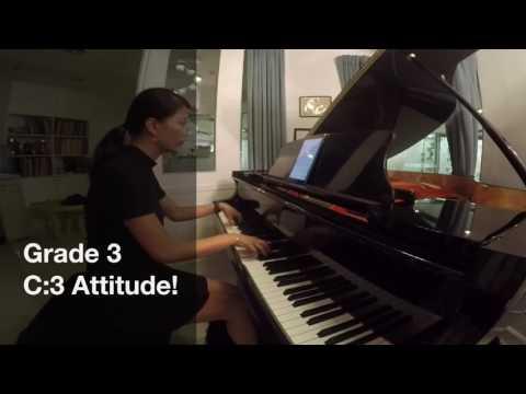 Grade 3 - C3 Attitude!