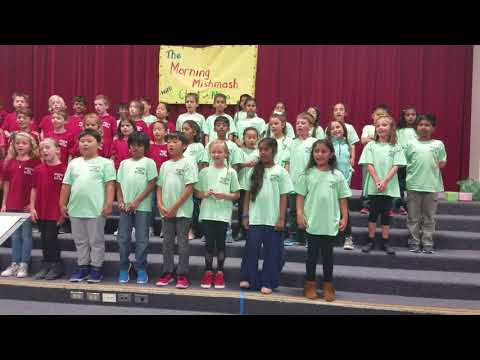 Musical Event by 2nd graders 2018