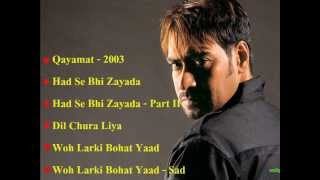Qayamat 2003 All Songs♥♥DhuriaAnil♥♥