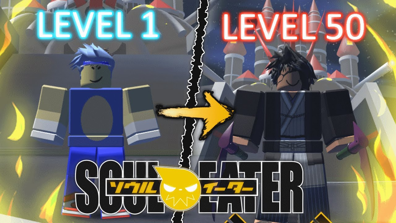 2 Codes How To Level Up Fast Smart In Soul Eater Resonance