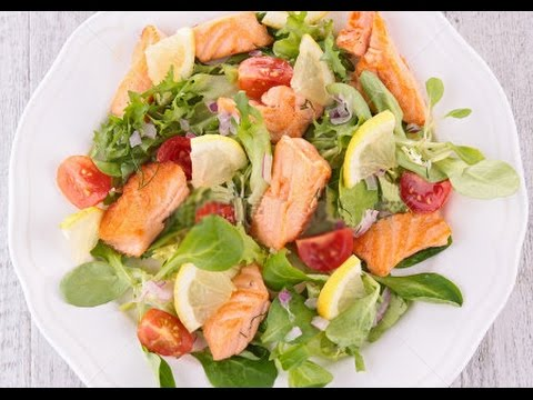 рецепты с морепродуктами с фото салаты