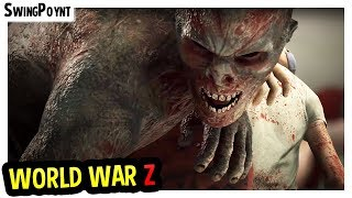 WORLD WAR Z Game - Early Access Gameplay + Full Game VERY HARD MODE - THIS GAME IS SO HYPE!