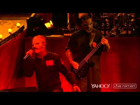 Slipknot - The Blister Exists Live Detroit 2015 (HD Quality)