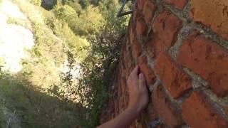 Другой отдых в Абхазии (roofing) часть 2