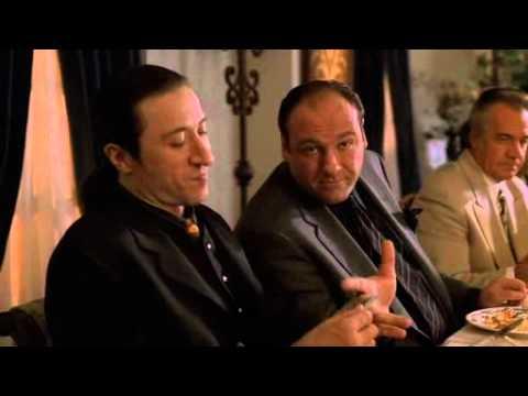 The Sopranos - Tony In Italy