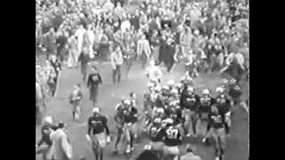 1946 #1 Army vs. #2 Notre Dame - Game of the Century