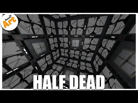 HALF DEAD - мы попали в фильм КУБ