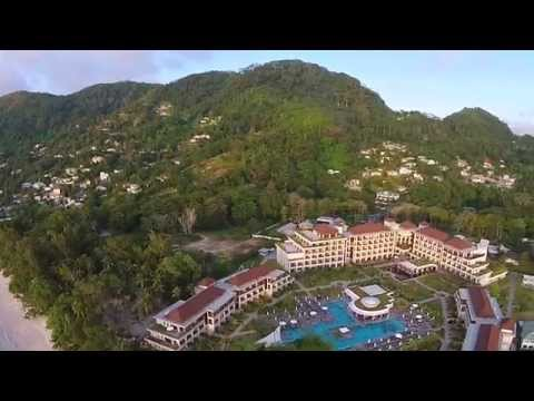 Aerial Glimpse of the Seychelles 2015