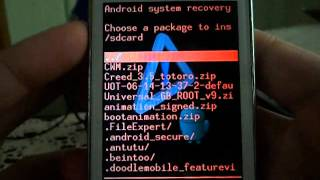 How to root Samsung Galaxy Y