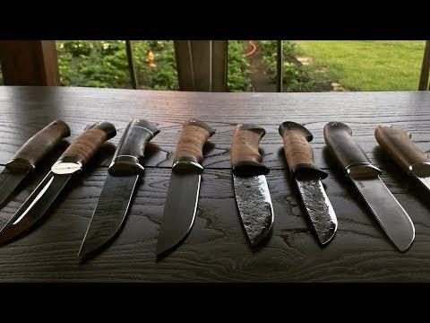 Какую сталь выбрать - рейтинг ножевых сталей