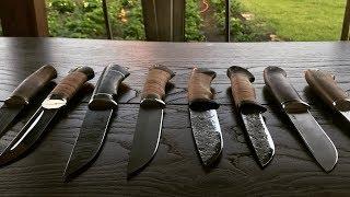 какая сталь для ножа самая лучшая ?