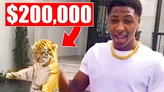 What Rappers Bought With FIRST Check (NBA Youngboy, Da Baby, Lil Baby)