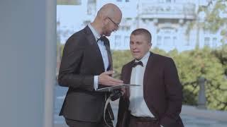 25 августа 2018 г. Клип - пранк с гостями свадьбы Руслана и Натальи