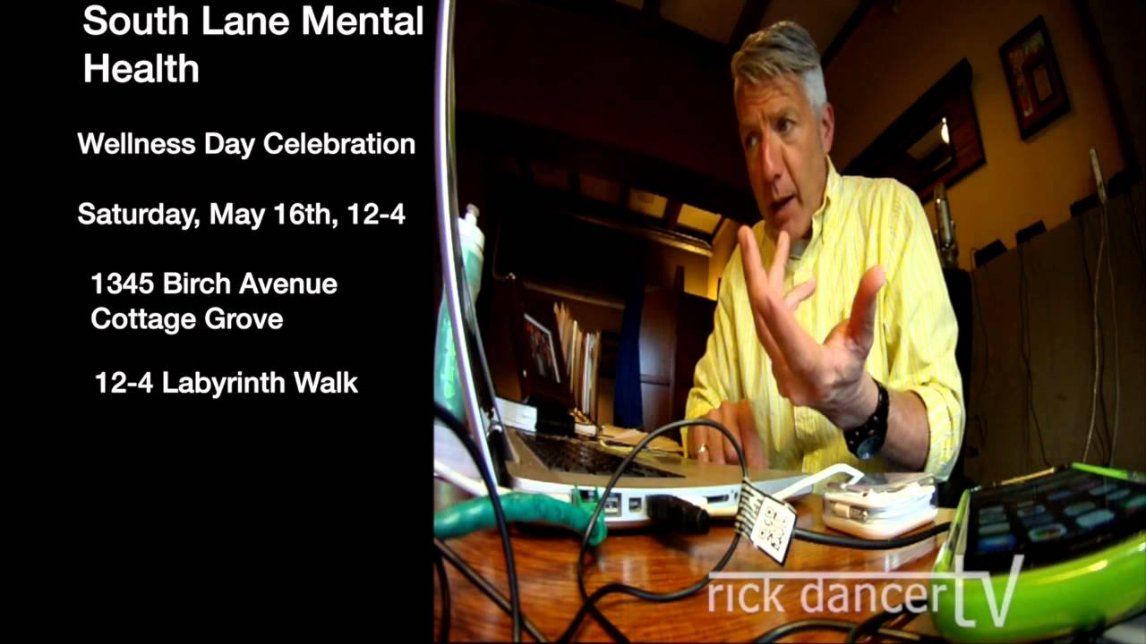 Rdtv May 16 2015 South Lane Mental Health Wellness Day Youtube
