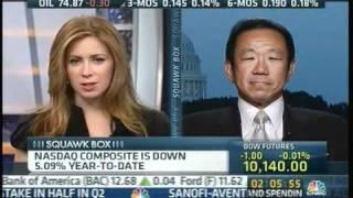 YuDee CNBC Squawk Box (US) 08 30 10