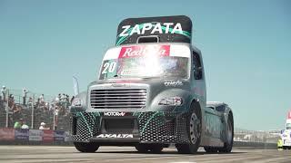 Tractocamiones Freightliner- Súper Copa 2020