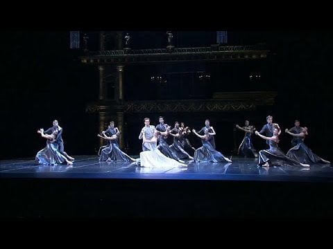 Russian ballet company celebrates 20 years of performances in New York