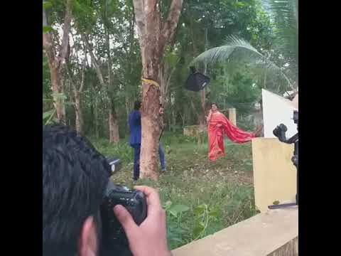 Kerala wedding photo shoot