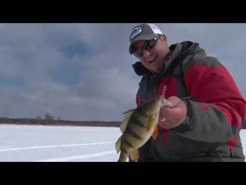Tony Roach MidWest Outdoors Segments Ice Fishing 2019