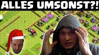 ALLES UMSONST!? || CLASH OF CLANS || Let's Play CoC [Deutsch/German HD+]