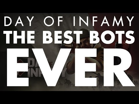 Day of Infamy - The best Co-op mode ever.