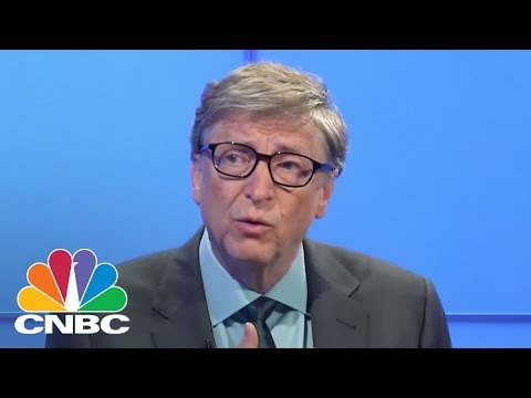Bill Gates Leads $1B Fund To Create Cheap And Clean Energy | Squawk Box | CNBC