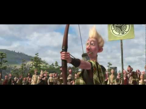 Brave - 2012 Summer Fantasy Animated 3D Movie From Disney X Pixar Trailer #2 [HD]