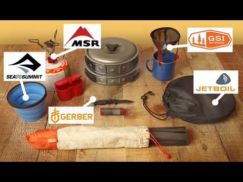 BACKPACKING COOKING Gear that can Make a BIG Difference!! ( Cook Set Upgrades! )