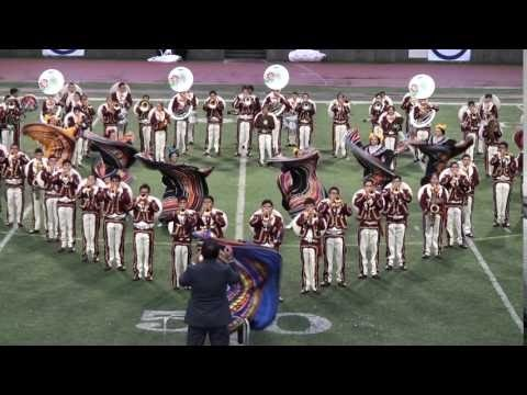 Buhos Marching Band - 2017 Pasadena Bandfest