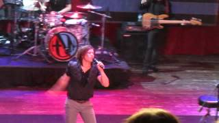 Hanson I believe in a thing called love HOB chicago 2015